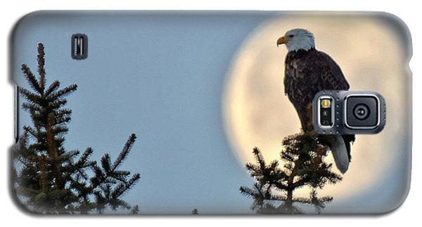Eagle Moon Galaxy S5 Case