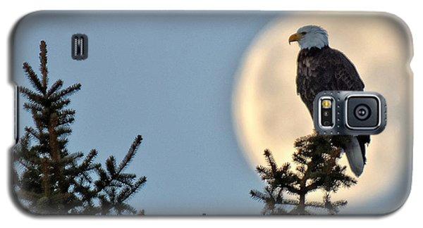 Eagle Moon Galaxy S5 Case