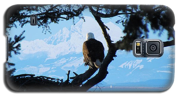 Eagle - Mt Baker - Eagles Nest Galaxy S5 Case