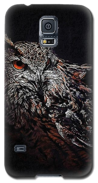 Eagle Owl Galaxy S5 Case