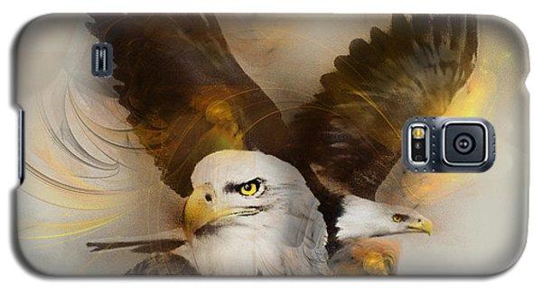 Eagle Pair Galaxy S5 Case
