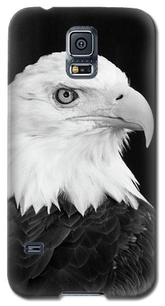 Eagle Portrait Special  Galaxy S5 Case