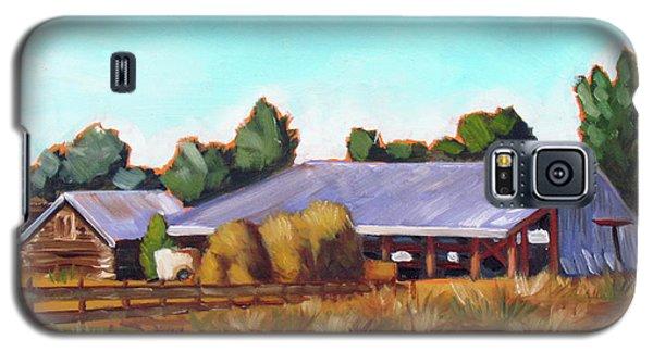 Eagle Road Barn Galaxy S5 Case