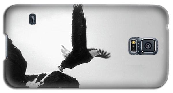 Eagle Takeoff At Adak, Alaska Galaxy S5 Case