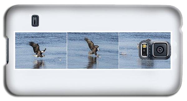 Eagle Triptych 2016-2 Galaxy S5 Case