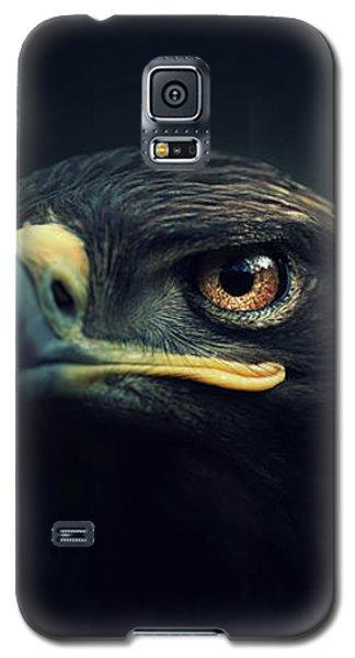 Eagle Galaxy S5 Case by Zoltan Toth