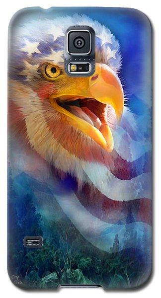 Eagle's Cry Galaxy S5 Case