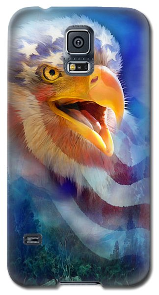 Eagle's Cry Galaxy S5 Case