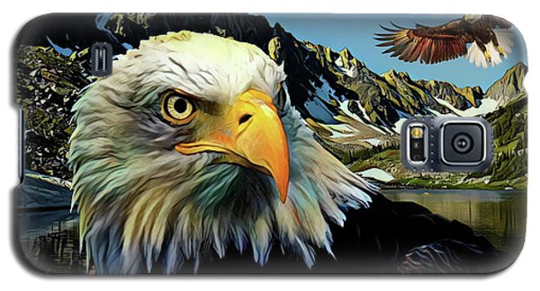 Eagles Lake Galaxy S5 Case