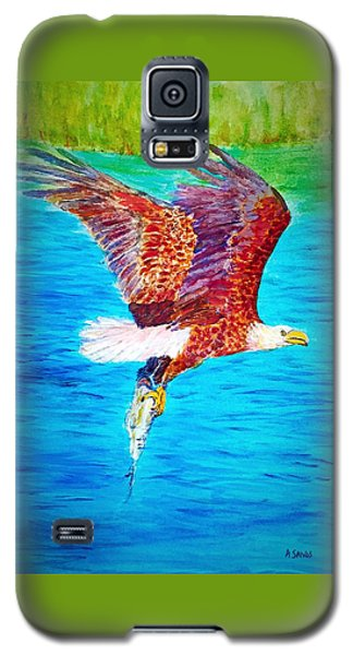 Eagle's Lunch Galaxy S5 Case
