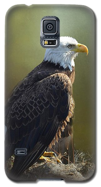 Eagles Rest Ministries Galaxy S5 Case by Carla Parris