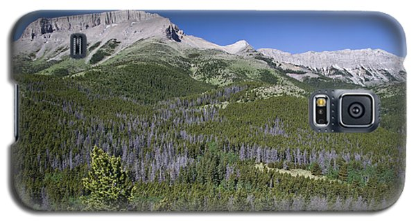 Ear Mountain, Montana Galaxy S5 Case