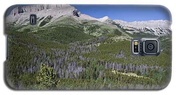 Ear Mountain, Montana Galaxy S5 Case