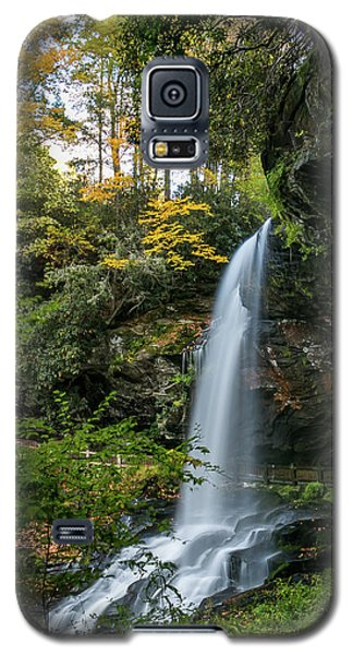 Early Autumn At Dry Falls Galaxy S5 Case