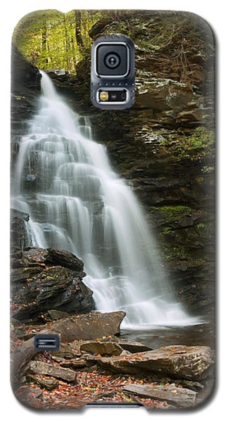 Early Autumn Morning Below Ozone Falls Galaxy S5 Case