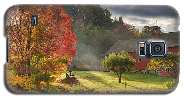 Early Autumn Morning Galaxy S5 Case by Bill Wakeley