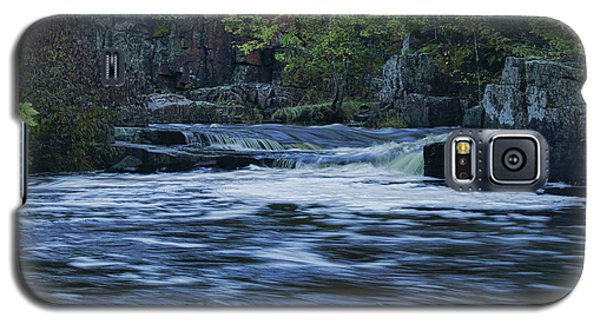 Early Fall At Eau Claire Dells Park Galaxy S5 Case