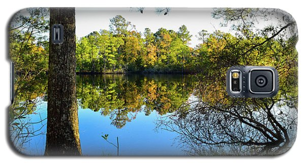 Early Fall Reflections Galaxy S5 Case