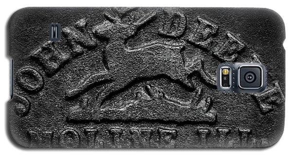 Early John Deere Emblem Galaxy S5 Case