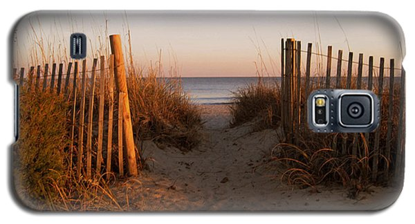 Early Morning At Myrtle Beach Sc Galaxy S5 Case