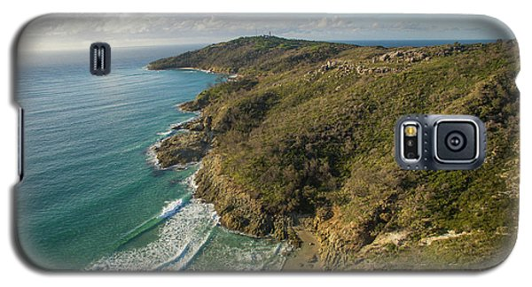 Early Morning Coastal Views On Moreton Island Galaxy S5 Case