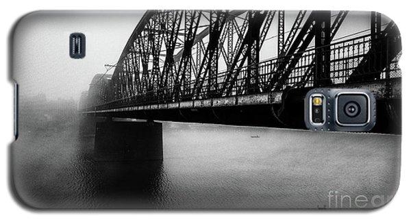 Early Morning Fishermen Galaxy S5 Case