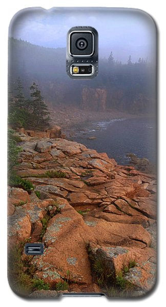 Early Morning Fog  Galaxy S5 Case by Stephen  Vecchiotti