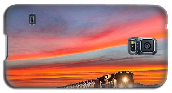 Early Morning Haul Galaxy S5 Case