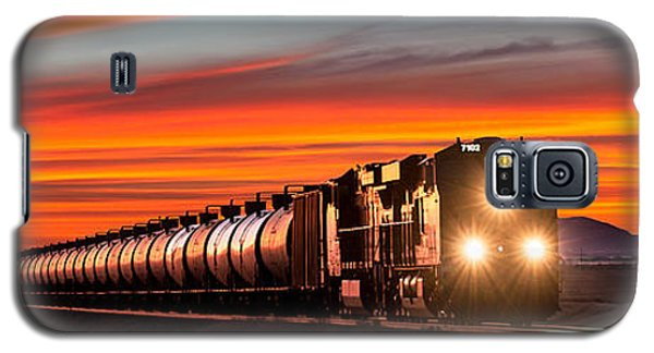 Early Morning Haul Galaxy S5 Case by Todd Klassy