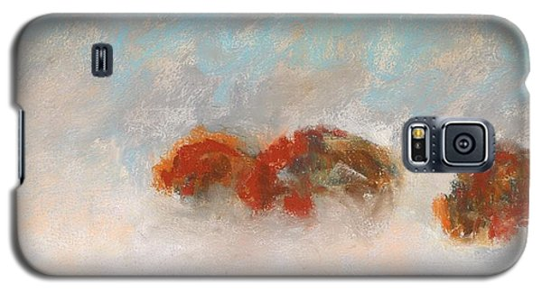 Early Morning Herd Galaxy S5 Case by Frances Marino