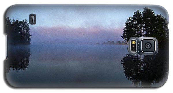 Early Morning Lake Nimisila Galaxy S5 Case