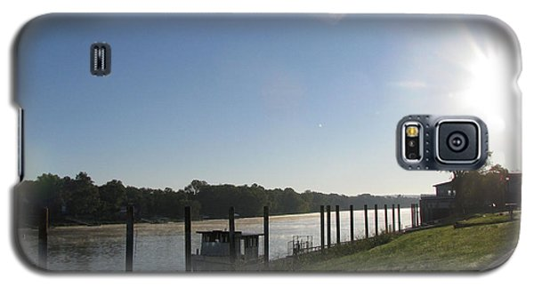 Early Morning On The Savannah River Galaxy S5 Case