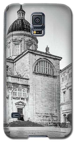 Early Morning Visitor Galaxy S5 Case