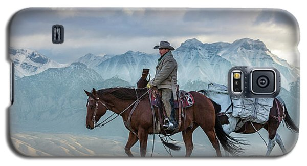 Early October Hunt Wild West Photography Art By Kaylyn Franks Galaxy S5 Case