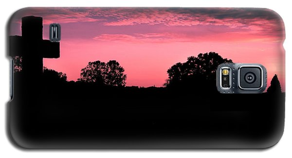 Early On The Hill Galaxy S5 Case