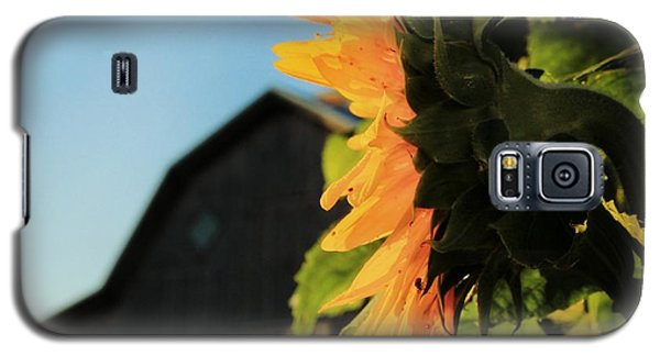 Galaxy S5 Case featuring the photograph Early One Morning by Chris Berry
