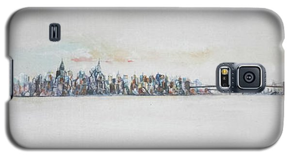 Early Skyline Galaxy S5 Case