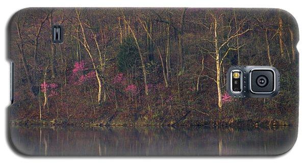 Early Spring Lake Shore Galaxy S5 Case