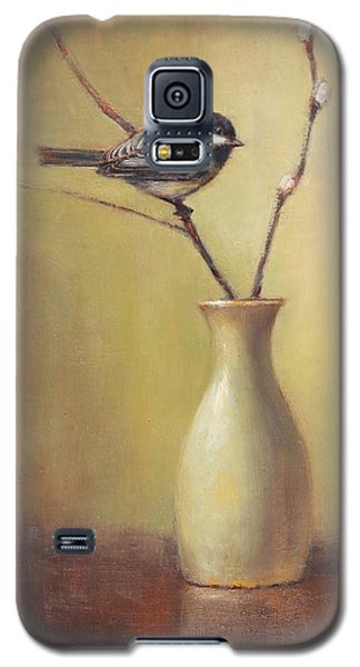 Early Spring Still Life Galaxy S5 Case