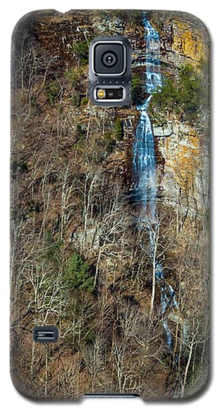 Early  Spring Waterfall  Galaxy S5 Case