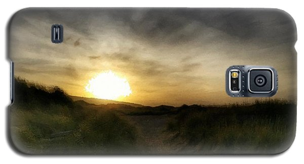 Early Winter Sun Galaxy S5 Case