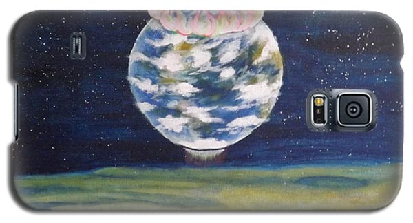 Earth Aura Galaxy S5 Case