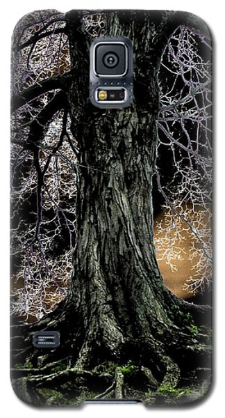 Galaxy S5 Case featuring the digital art Earth Bound by Misha Bean