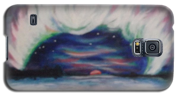 Earth Crown Galaxy S5 Case