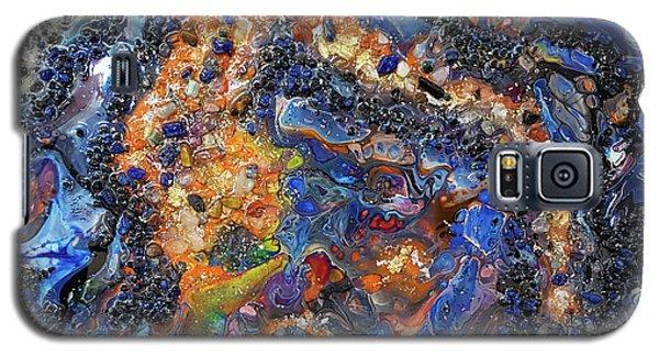 Earth Gems #18w01 Galaxy S5 Case