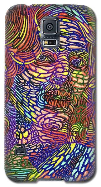 Earth Goddess Galaxy S5 Case