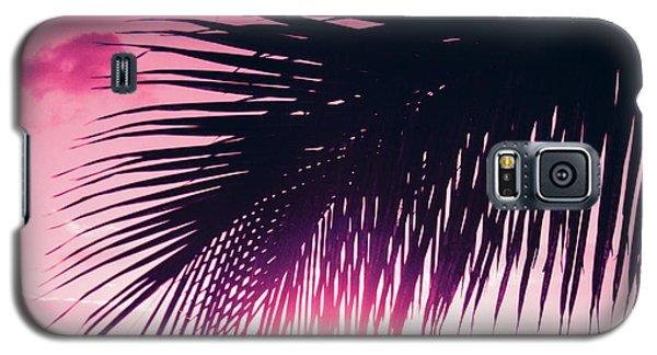 Galaxy S5 Case featuring the photograph Earth Heart Kahakai by Sharon Mau