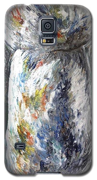 Earth Latte Stone Galaxy S5 Case