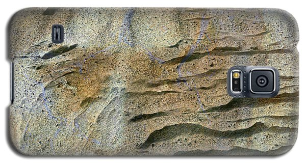 Galaxy S5 Case featuring the photograph Earth Memories-sleeping River # 2 by Ed Hall