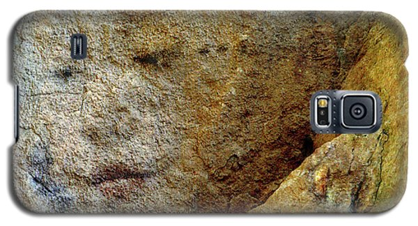 Galaxy S5 Case featuring the photograph Earth Memories - Stone # 5 by Ed Hall